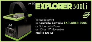 Explorer 500Li Innovatronix