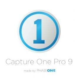Logiciel Capture One Pro 9