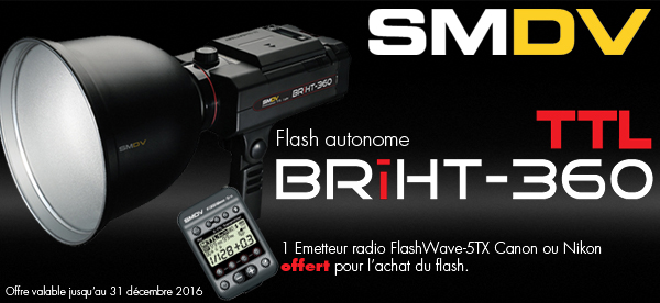 Flash SMDV BRiHT-360