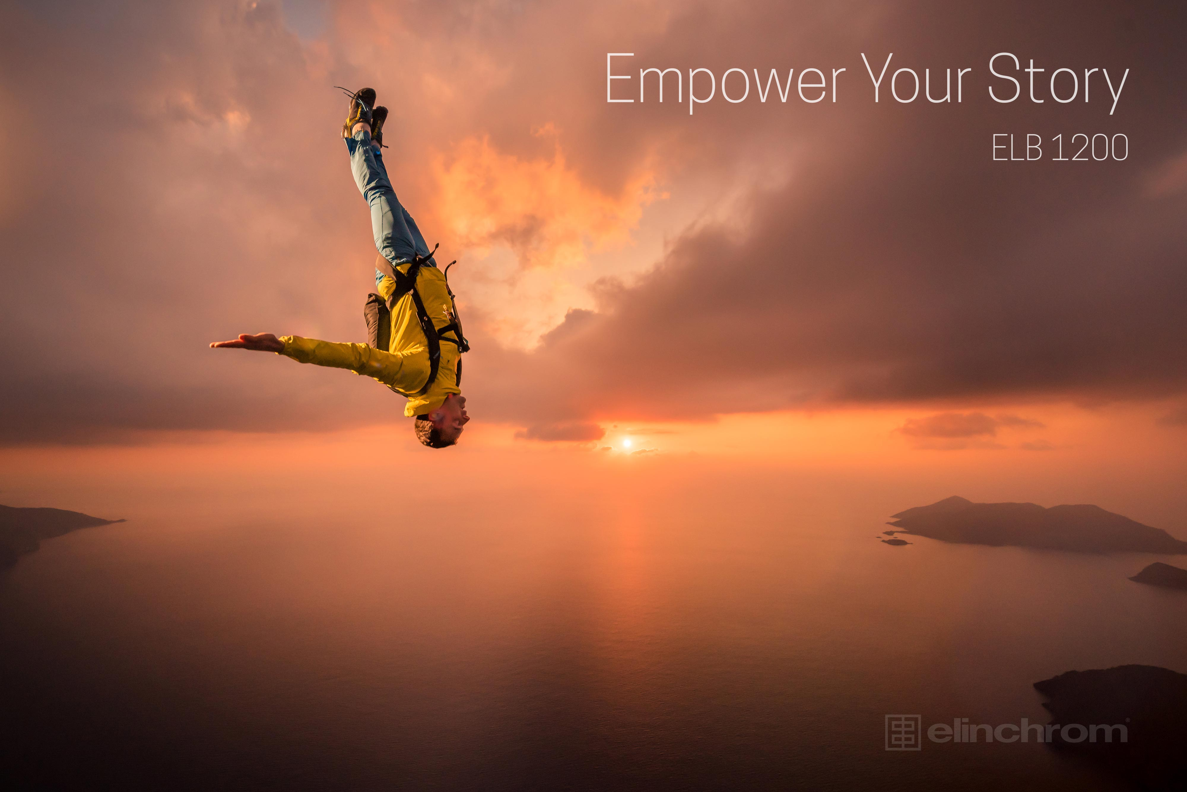 Elinchrom ELB1200 Empower your story