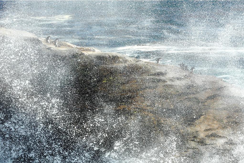 Vingt mille lieues sous les vagues - série Cinquantièmes Hurlants © Stanley Leroux