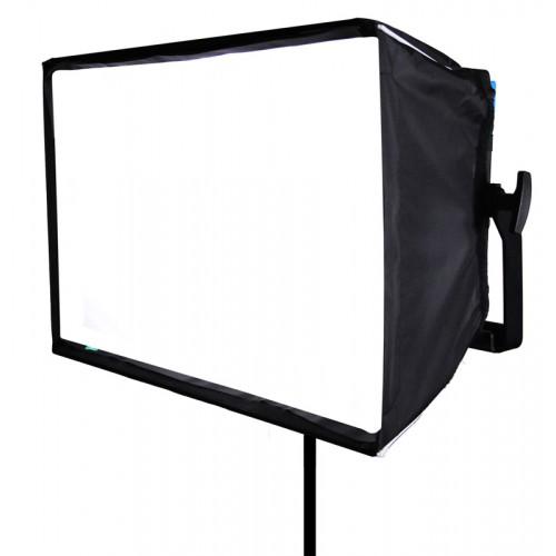 Boite à lumière Dop Choice pour panneau LED Exalux Rock Wide