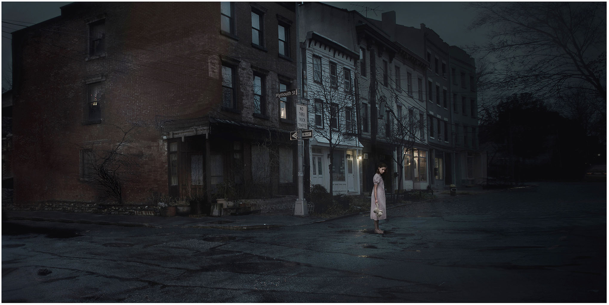 Lost in Brooklyn - Julien Dumas Photographe