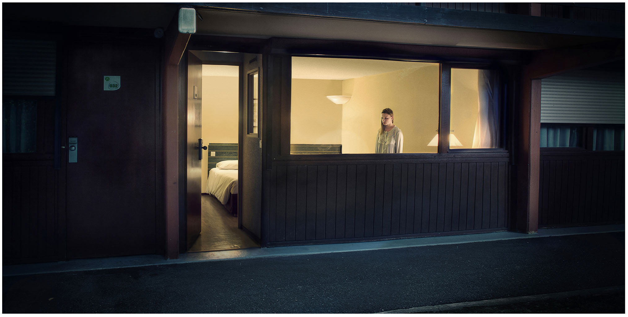 Lost in Hopper - Julien Dumas