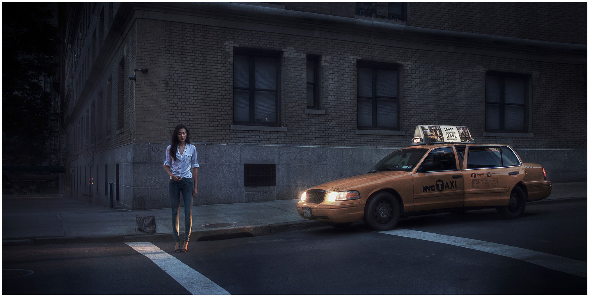 Lost in New York - Julien Dumas Photographe