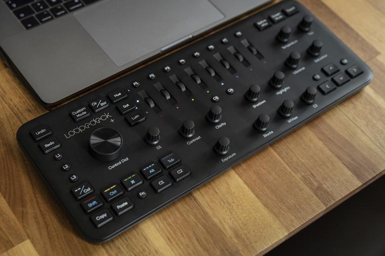 Le clavier Loupedeck + - Prophot