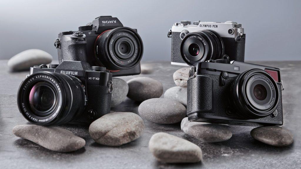 Appareil photo hybride : Fujifilm, Sony, Olympus Pen